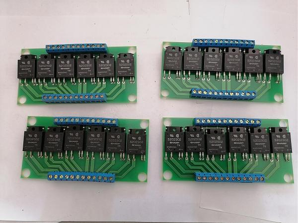 Продам Модуль на базе твердотельного реле S202S02
