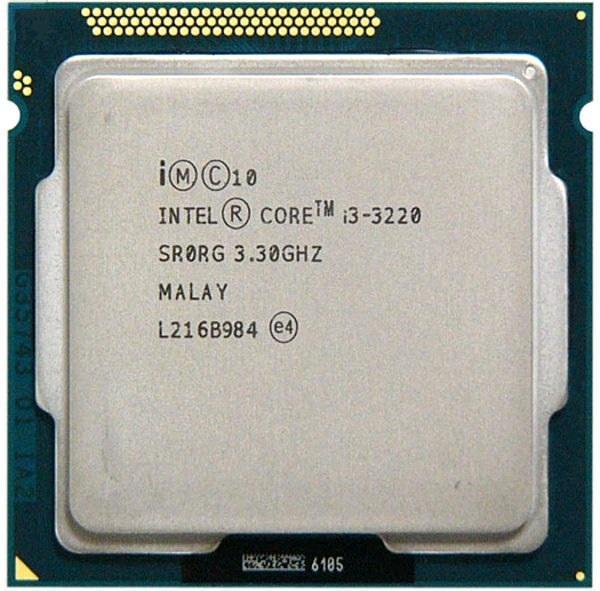 Продам CPU Intel i3-3220
