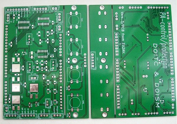 Продам Плата контроллера транзисторного РА
