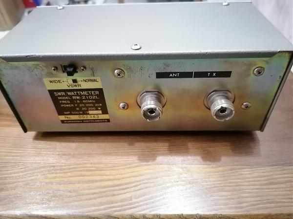Продам Kuranishi Instruments RW-2102L