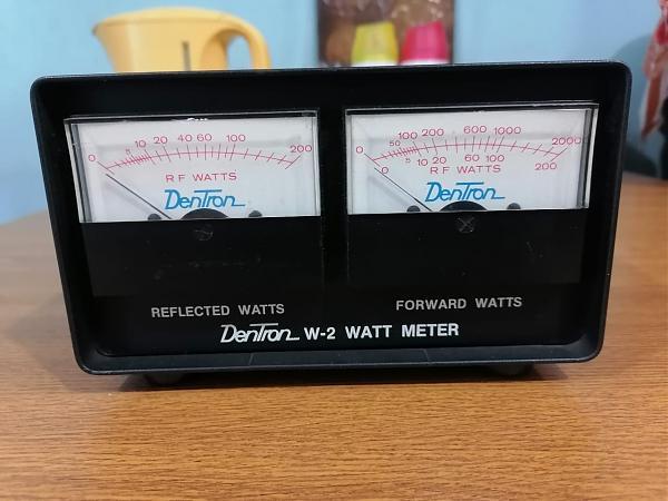 Продам Dentron W-2 WATT METER