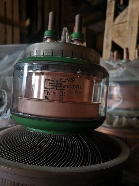 Продам Генераторная лампа ГК-9Б