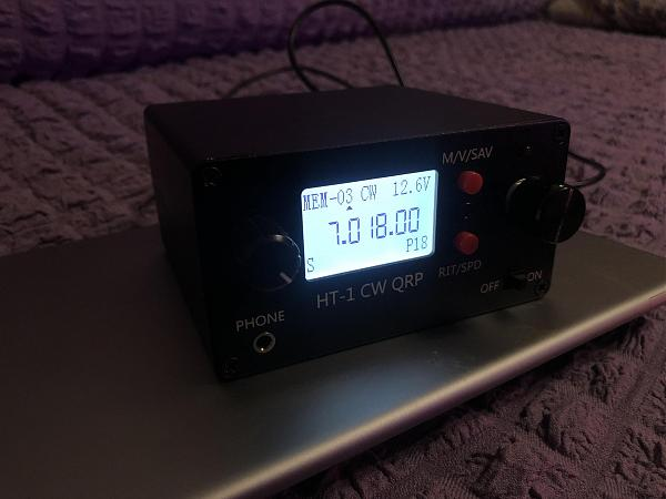 Продам QRP трансивер HT-1 CW QRP