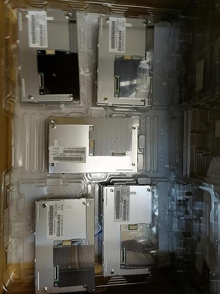 "Продам TX18D35VM0AAB, TFT-дисплей 7"" 800 x 480 Pixel, KOE"