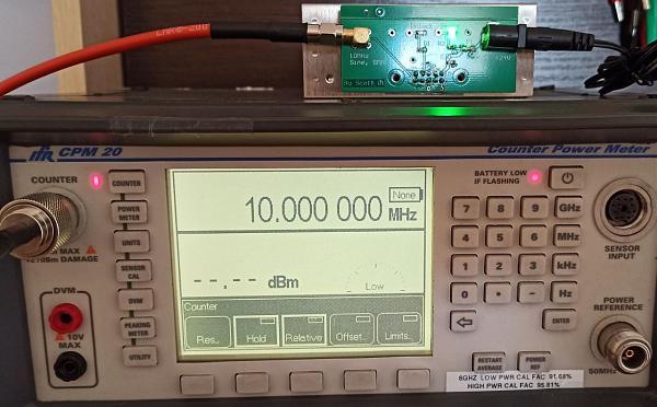 Продам Рубидиевые стандарты частоты, 10 МГц