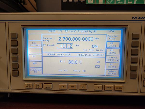 Продам Генератор ВЧ Marconi / IFR 2041