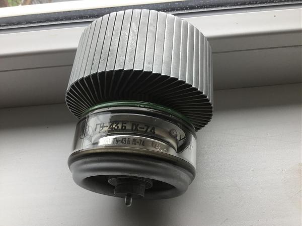 Продам Лампа ГУ43Б