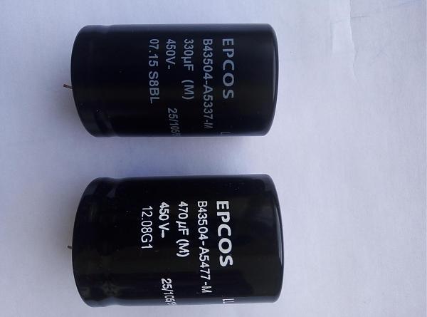 Продам Конденсаторы Epcos