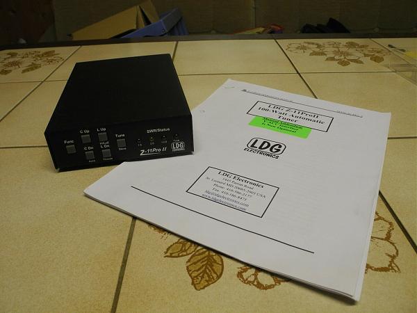 Продам Антенный тюнер LDG Z-11ProII