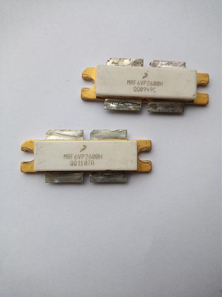 Продам Транзисторы MRF6V2600H 2-500 mGz, 600W, 50v