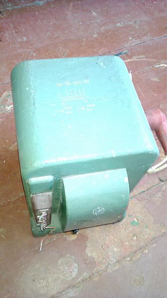 Продам Силовой трансформатор ТВ1-38-220-50 для усилителя