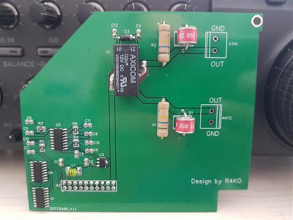 Продам Антенный переключатель для Elecraft K3