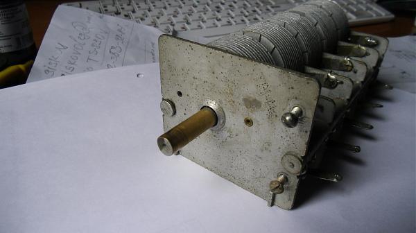 Продам Переменный конденсатор