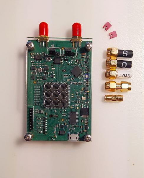 Продам OSA103mini + калибровочный набор + корпус