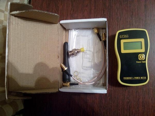 Продам Ваттметр / частотомер GY561. Новый