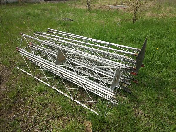 Продам Мачта треугольная 22 метра
