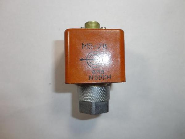 Продам Преобразователь приемный термоэлектрический М5-78