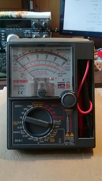 Продам Аналоговый мультиметр Sanwa YX360TRF