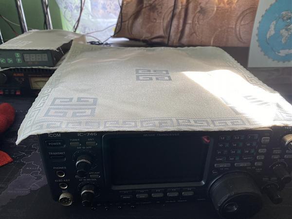 Продам Трансивер ICOM-746