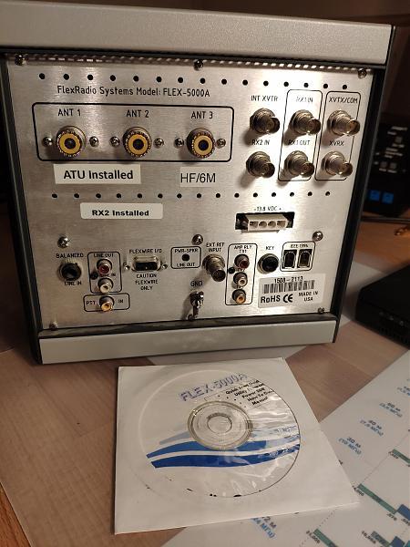 Продам Flex-5000A + ATU