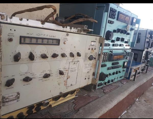 Куплю Радиостанции и радиоприемники
