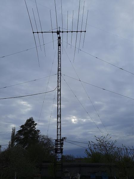 Продам антенна с мачтой