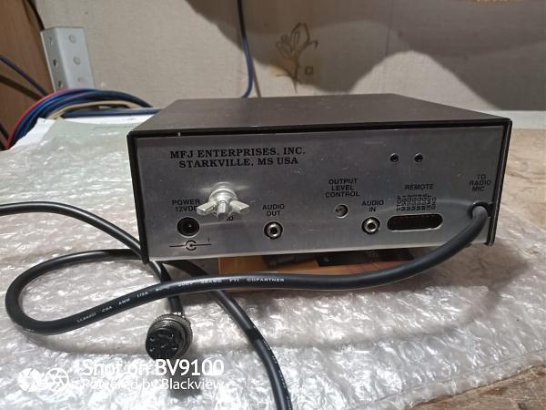 Продам mfj-434 цифровой магнитофон