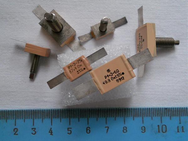 Продам эквиваленты нагрузки резисторы ВЧ