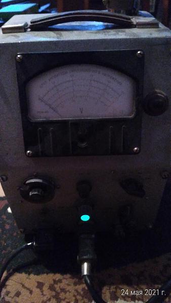Продам Вольтметр ламповый универсальный ВЛУ-2