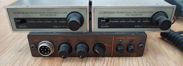 Продам FM-мониторы и тангенты
