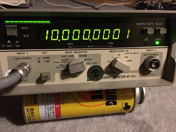 Продам Частотомер Anritsu MF63A