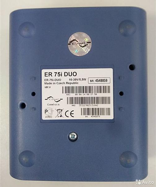 Продам Модем-роутер conel ER75i DUO