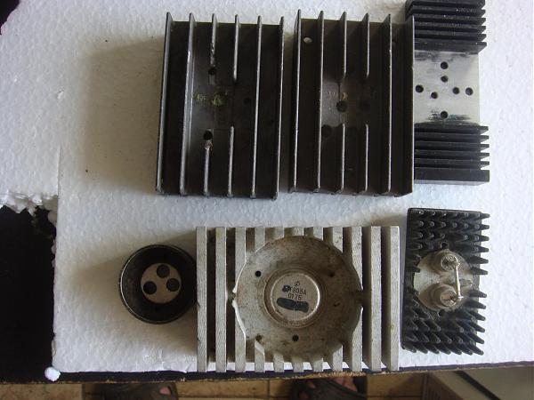 Продам транзисторы, диоды радиаторы,радиолампы
