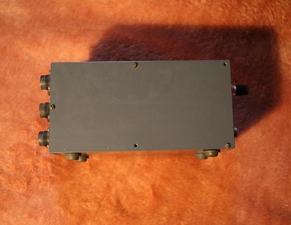 Продам КСВ-метр с коммутатором на 9 антенн
