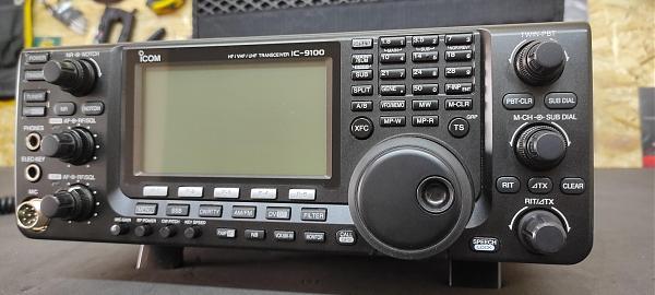 Продам Icom-9100