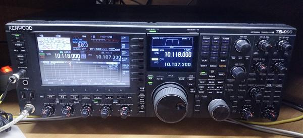Продам Kenwood TS-990S