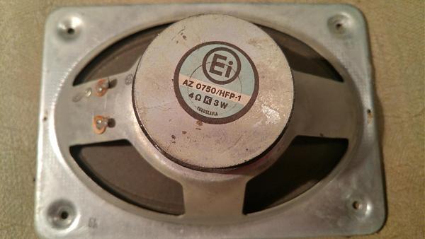 Продам динамик для лампового приёмника
