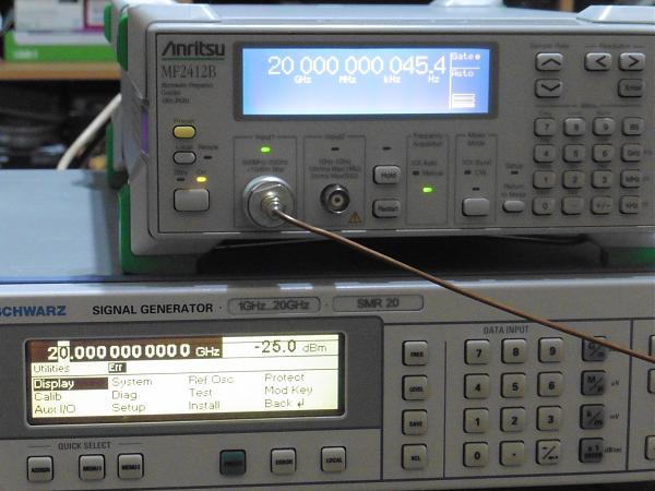 Продам Частотомер ANRITSU MF2412B ( Опция 03)