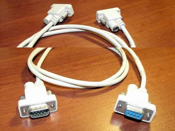 Продам Интерфейсные кабели для COM-порта