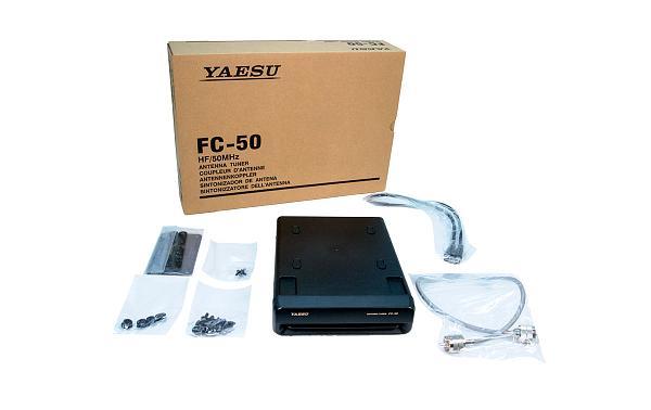 Продам Антенный тюнер Yaesu FC-50
