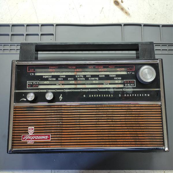 Продам Радиоприёмник Украина 201
