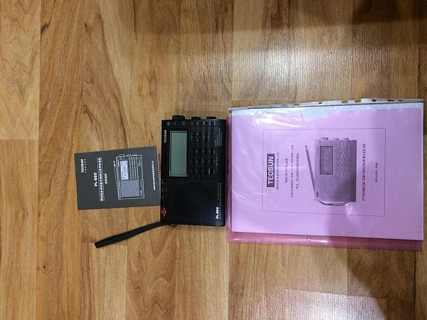 Продам радиоприёмник tecsun PL 660