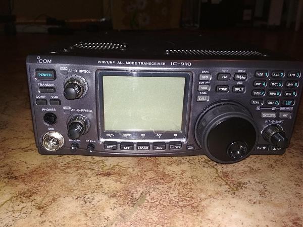Продам icom 910