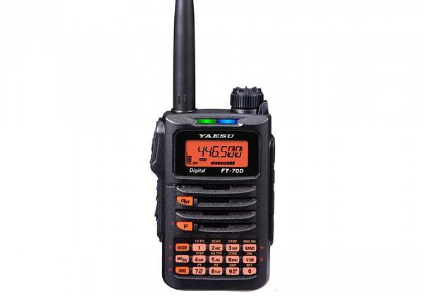 Продам Портативная радиостанция YAESU FT-70DR