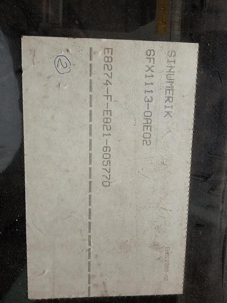 Продам сименс синумерик 6fx1113-0ae02