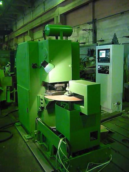 Продам Пресс пазовырубной модели АО920Ф3М.01 с чпу
