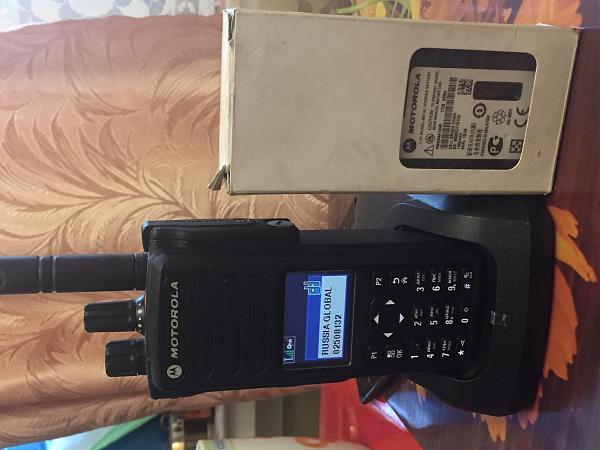 Продам Радиостанция DMR UHF Motorola DP4800e + HotSpot