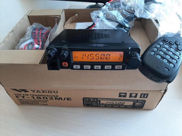 Продам Yaesu FT-1802М
