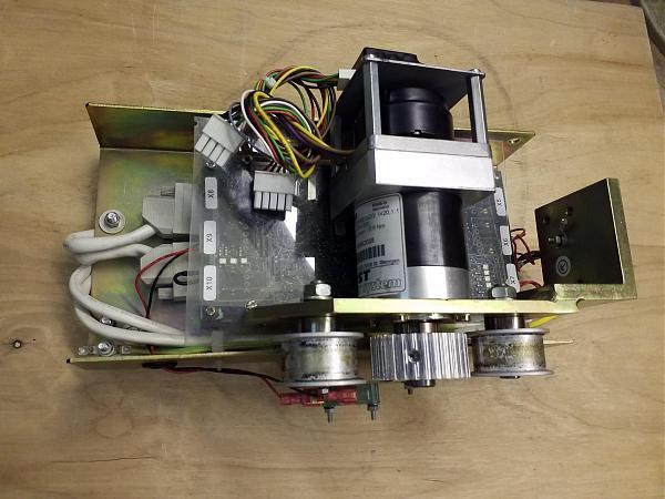 Продам Шаговый электромотор с драйвером
