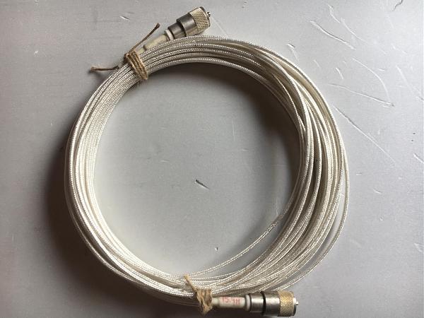 Продам Кабель радиочастотный с разъемами UHF